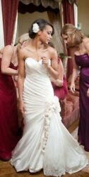 Pnina Tornai Wedding Gown - Label Size 8 Street Size 4 -andnbsp317686