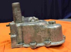 Porsche 911 912 901 902 Early Transmission Nose Cone Housing Chill Cast Aluminum