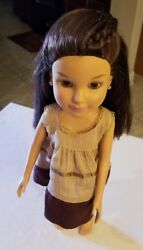 Rare Mga Ink Best Friends Club Bfc Noelle 18 Doll 2009