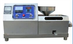 Commercial Electric Oil Press Machine Automatic Screw Peanut Oil Expeller Kw