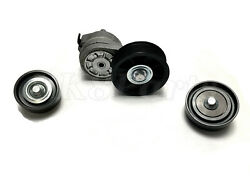 Land Rover Discovery 2 Range P38 99-02 Belt Tensioner And Idler Pulley Kit New