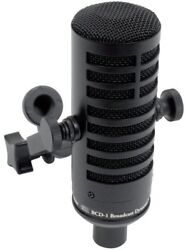 MXL BCD-1  Dynamic Cardioid Microphone Mic With Shock Mount And Windscreen