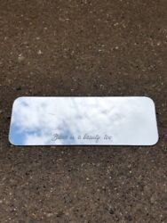 1967 Buick Lesabre Vanity Visor Mirror. Buick Is A Beauty Too