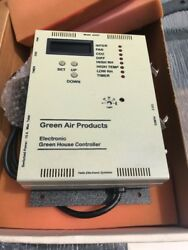 NOS GREEN AIR PRODUCTS GREENHOUSE CONTROLLER MODEL 2