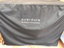 Everdure by heston blumenthal Hub barbeque with Genuine Cover Good Condition