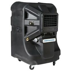 NEW! Portacool Jetstream 220 Portable Evaporative Cooler 20 Gallon Cap. 115V!!