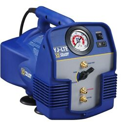 Yellow Jacket YJ-LTE Refrigerant Recovery System - 95730