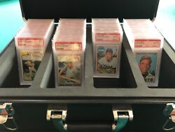 Sold Out Sold Out Blackout Edition Deluxe Graded Card Storage Boxes Psa Only