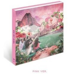Oh My Girl-[Remember Me]6th Mini Album Pink Ver CD+Book+Card+Film+Letter+Gift