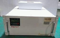 Advanced Used / Vsp-1270s Ebs-1250a / Voltage Sag Protector Emergency Bypass