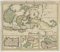 Antique Map Of Part Of Indonesia By Elwe 1792