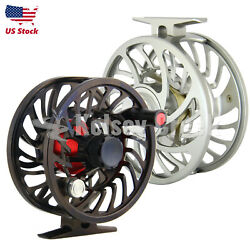 Maxcatch Premium Fly Fishing Reel Fully Sealed Waterproof V-shaped Spool