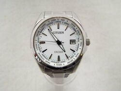 Ucitizen Citizen Exceed Cb0100-52A Ss Solar Radio Large (87497