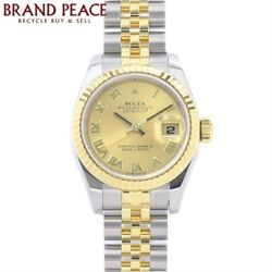 Rolex Datejust 179173 Ladies (126704