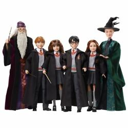 Mattel Harry Potter And The Chamber Of Secrets Articulated Dolls