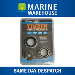 Holden Bearing For Marine Trailers - Genuine Timkin - High Quality - 4490t