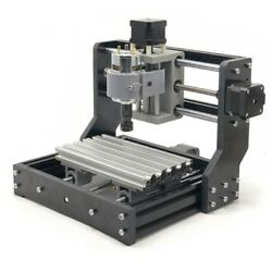 3 Axis Diy Cnc 1610-pro Router Mini Mill Wood Carving Engraving Milling Machine