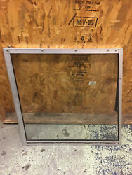 1993 Bayliner Classic 2250 Front Right Side Windshield Glass Piece