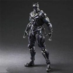 Play Arts Kai Black Panther Action Figure Toy Doll Model Statue Collectible