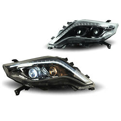 For Toyota Prado FJ150 LC150 2700 2014-2016 LED Composite Headlight Turn Signal