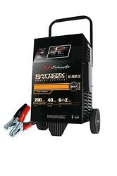 Automotive Battery Charger 6 12v Jump Start Portable Automatic Large Heavy Duty