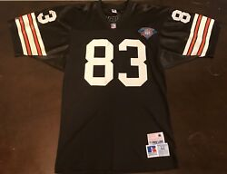 Rare Vintage Russell Pro Line Nfl Cleveland Browns Mark Carrier Football Jersey
