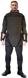 New Set Body Armor Gear Protection Bulletproof Tactical Vest And Kevlarr Elements