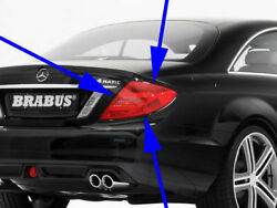 Mercedes-benz Cl-class Cl550 Cl63 Cl65 Amg Right Taillight Genuine 11-14 Genuine