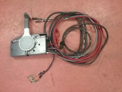 Controls for a Yamaha outboard motor 16 ft cables