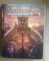 The Great Pendragon Campaign Book Chaosium Stafford Pendragon Rpg Roleplaying