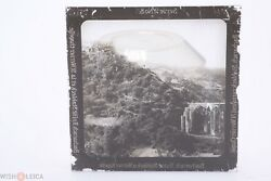 ✅ Magic Lantern Projection, Projector Slide Germany Bacharach, Picture Glass 3