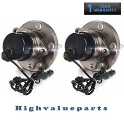 2pcs Front Wheel Hub Assembly For Ford Thunderbird 02-05 Lincoln Ls 00-06 513167