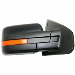 Mirror Passenger Right Side Heated For F150 Truck Rh Hand Ford F-150 Fo1321405