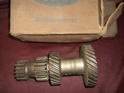 Nos 1956 1964 Ford Truck 3 Speed Transmission Cluster Gear F P 100 250 350 Oem
