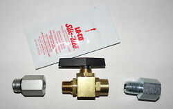 Auxhyd Curl Lockout Valve For John Deere 45 Loader On X475 X495 X585 X595 X758