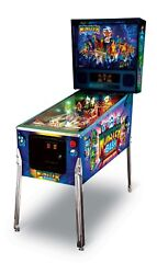 NEW Monster Bash Remake Classic Edition Pinball Machine In Stock Ships Today!