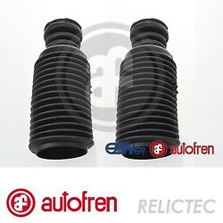 Rear Shock Absorber Bump Stop Dust Cover Kit For Nissanx-trail 552408h500