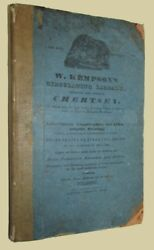 Charles F Grece Facts And Observations Respecting Canada United States 1819 1st