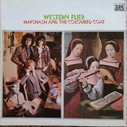1969 Psych/exp Hapshash And The Coloured Coat - Western Flier Lp Lp12430 Usa