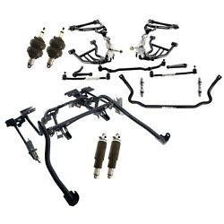 Ridetech Air Suspension System,fits 1970-81 Camaro,Firebird,4 Link,Control Arms