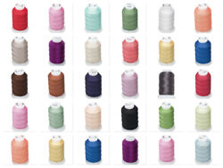 Purely Silk Thread 1 Spool Or Card Size D Size E Size F Size Ff Size Fff