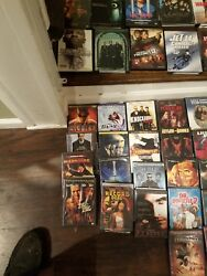 Dvd Movies Lot Of 50 Great Movies Assorted Used