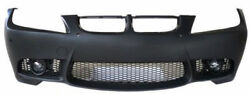 sport Front bumper with fog lights FOR BMW 3 Series E90 E91 Sedan Touring
