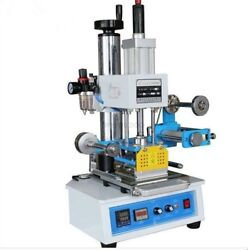 Pneumatic Hot Foil Stamping Machine Zy-819h2 116120mm Printable Area Ox
