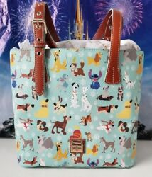 NWT Disney Dooney & Bourke Disney Dogs Emily Tote Purse PERFECT PLACEMENT
