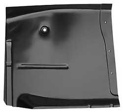 Lh 1960-1962 Chevy Gmc Truck Cab Floor Repair Section Best Quality And Fit