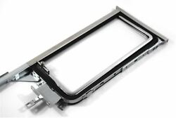 Lh 1955-1957 Chevy Nomad Vent Window Assembly Clear Glass