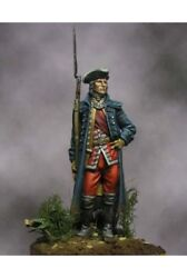 English Officer After Battle Of Culloden Tin Painted Toy Soldier Pre-sale | Art