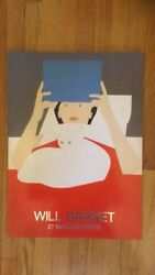 Will Barnet 27 Master Prints. Signed Copy.