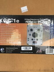 Xtreme greenhouse controller with Fuzzy Logic co2 control control lights co2 +